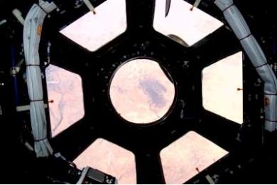 Open Cupola - Sahara Desert