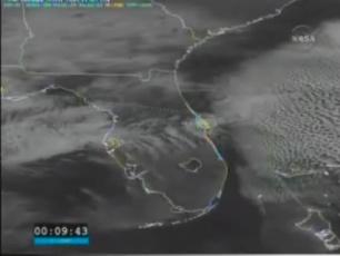 SDO Satellite Weather