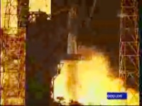 GOES-P Delta IV Liftoff