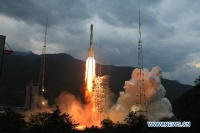 Chang'e 2 launch