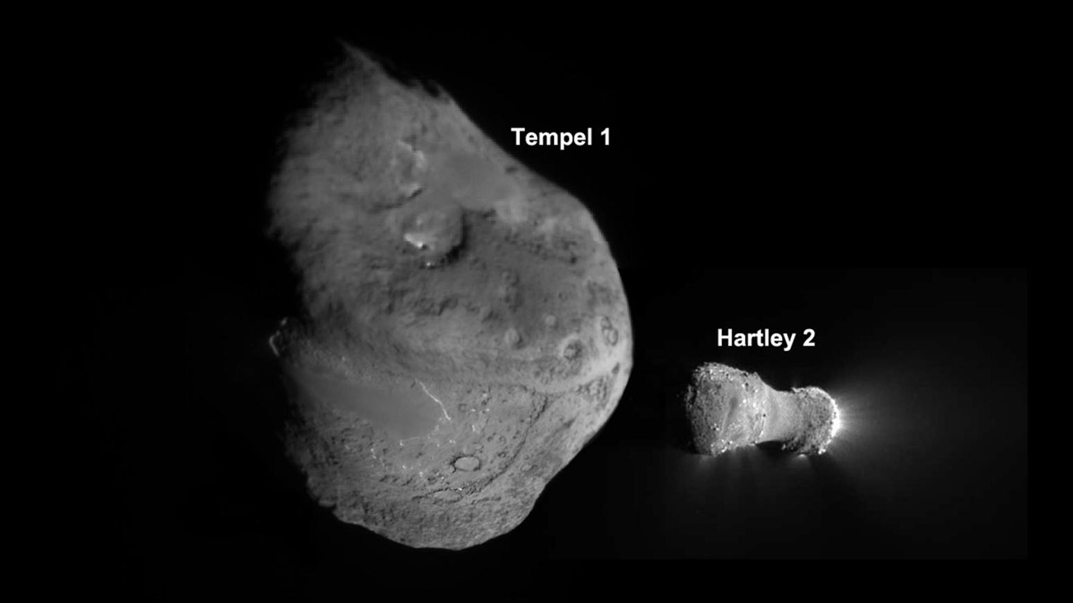 Various Comet 2005