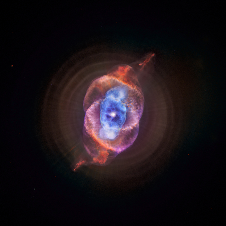 Cat's Eye Nebula « The National Space Society of Phoenix