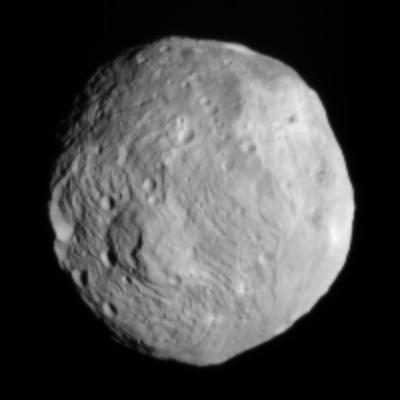 9 July 2011 Vesta