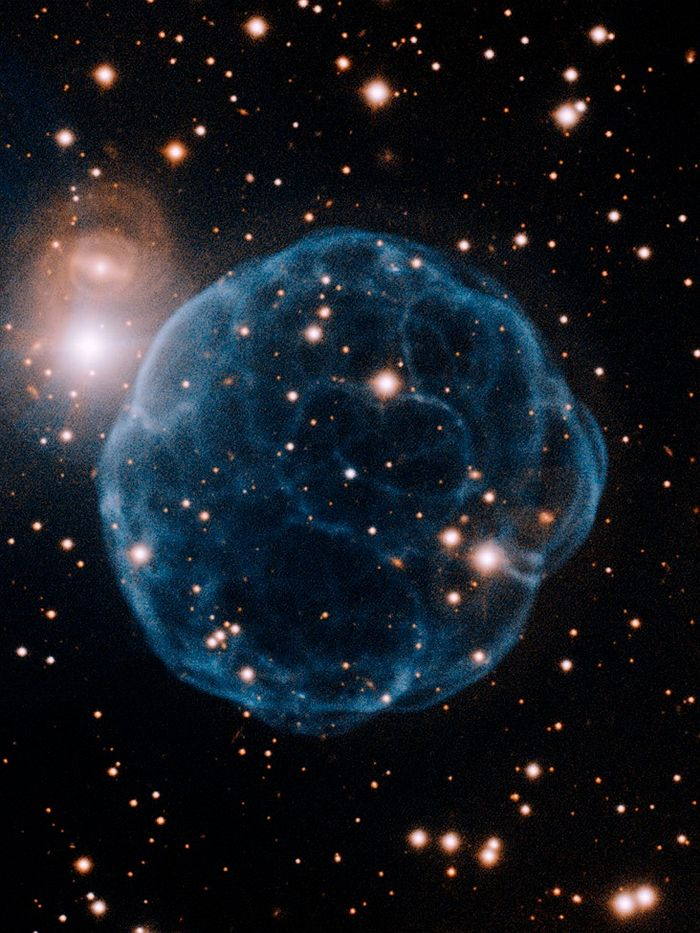 Kronberger-61 – Newly Discovered Planetary Nebula ...
