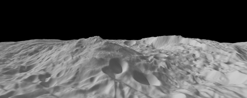 Vesta Mountain