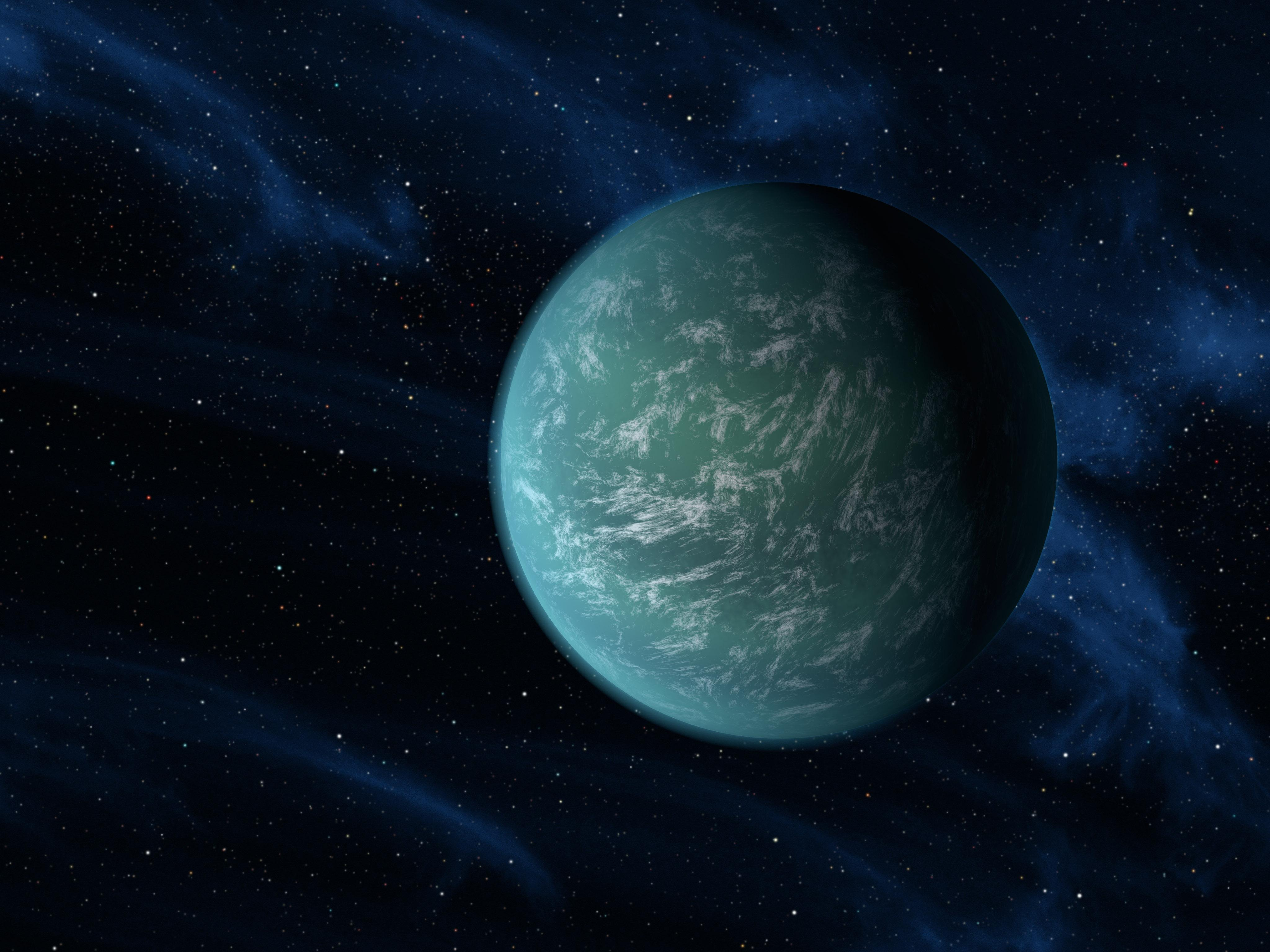 Earth Like Planet – Kepler 22b – National Space Society of ...