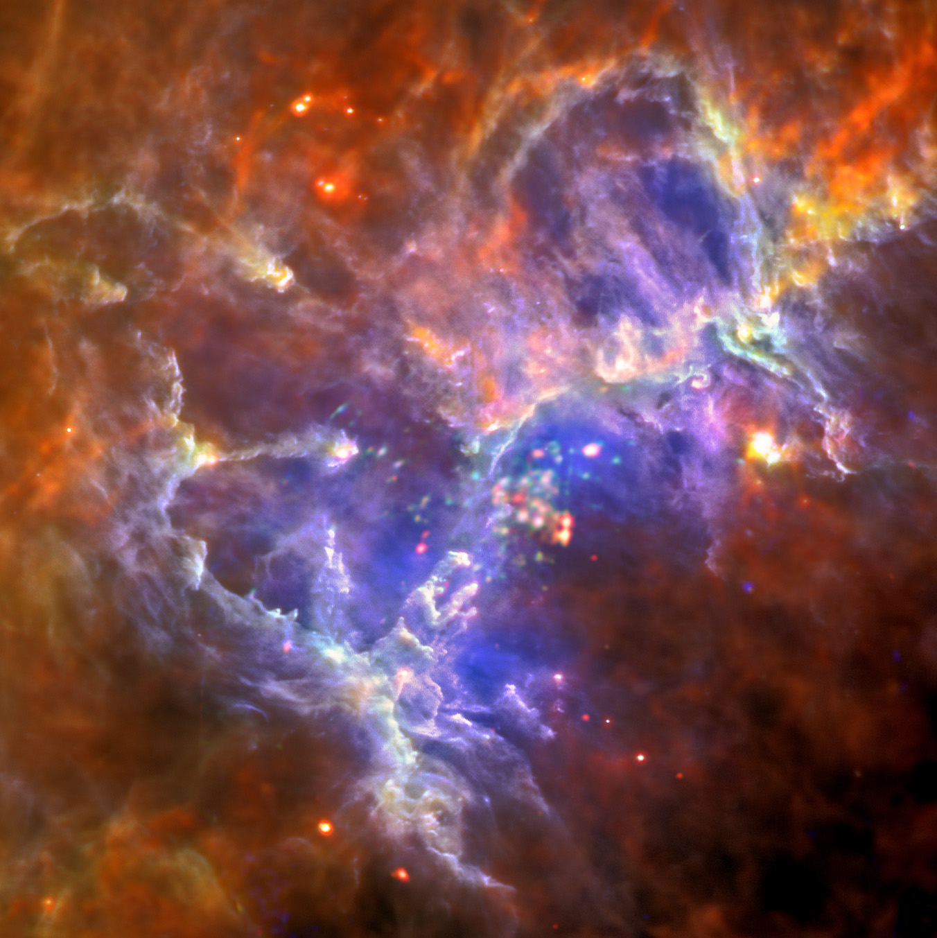 phoenix nebula hubble - photo #11