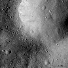 Smoothed Crater