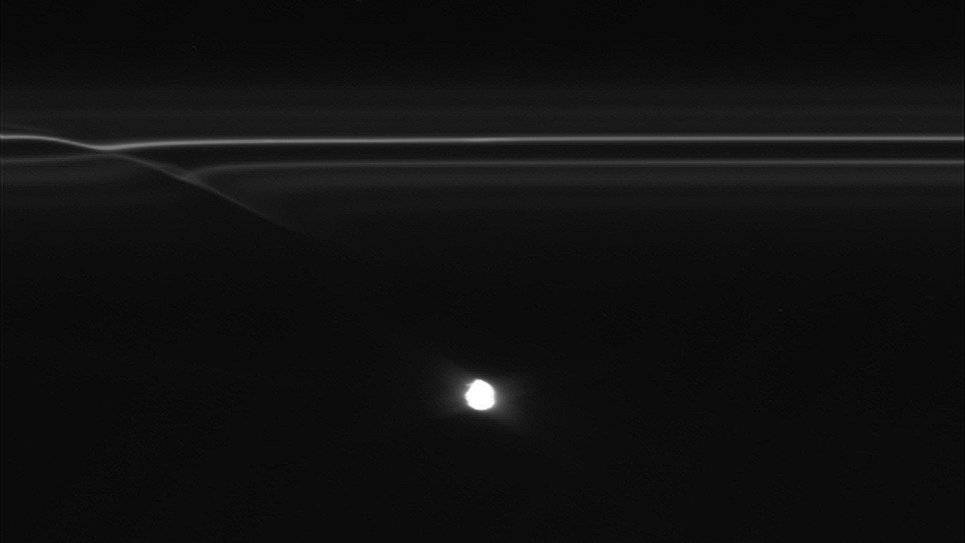 Saturn F-Ring Mystery | National Space Society of Phoenix