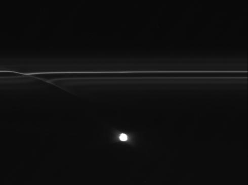 Saturn F-Ring