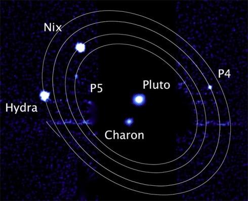 Pluto Binary