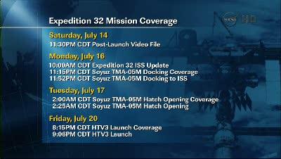 Soyuz TMA-05M – National Space Society of Phoenix