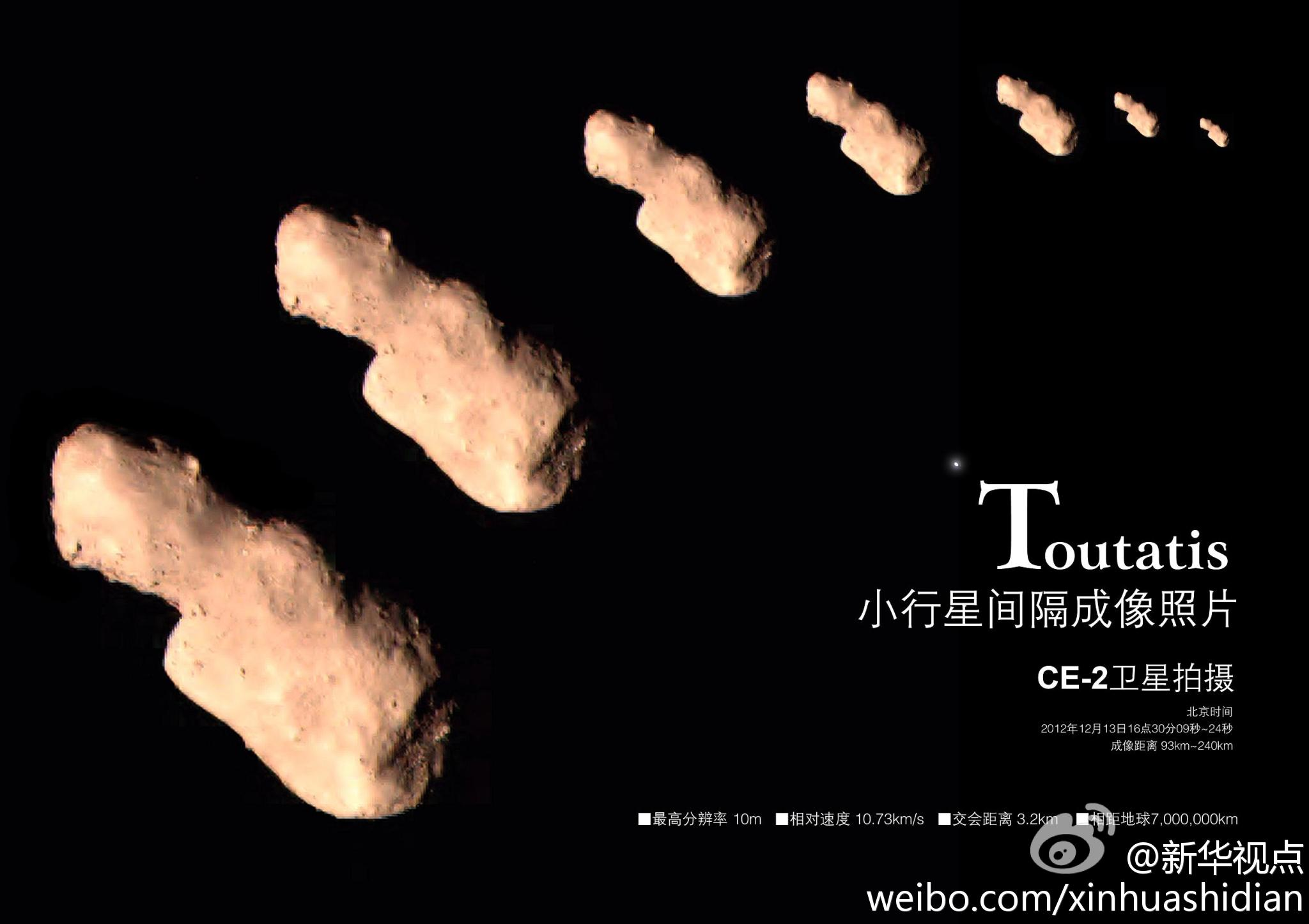 asteroid toutatis december 12 - photo #21