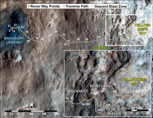Curiosity Map